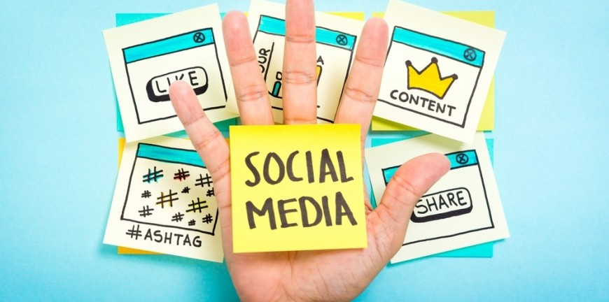 Social media play a big role in SEO. You should be